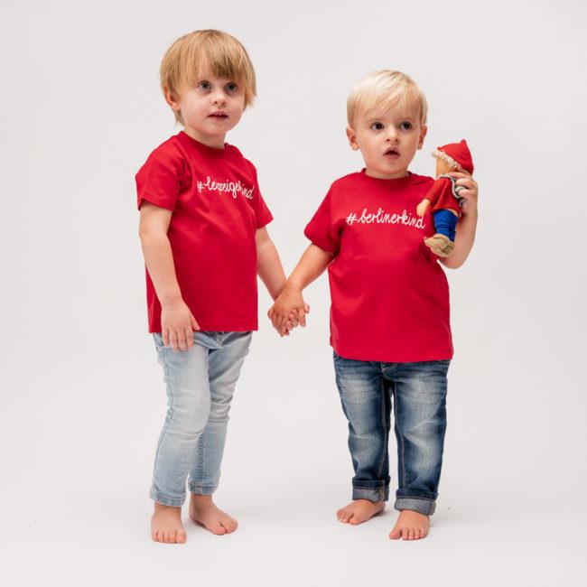 Städtekind T-Shirt bis 2 Jahre