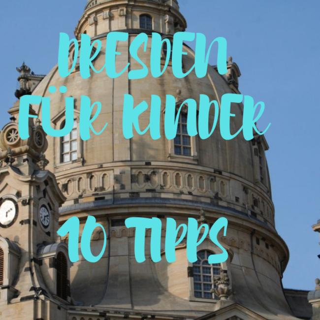Städtekind Kinder in Dresden